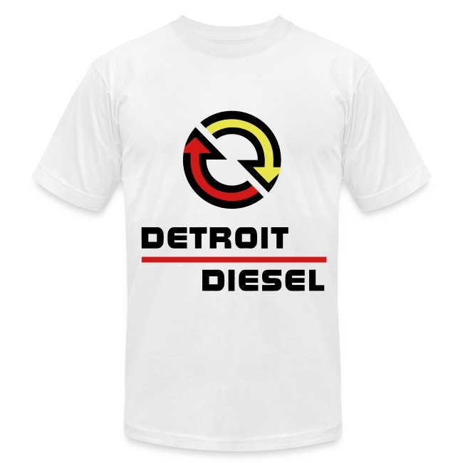 fc83a327 SlideNY | Detroit Diesel - disturbing the peace since 1938 - Mens ...
