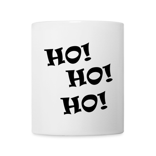 Ho! Ho! Ho! Coffee mug - Coffee/Tea Mug
