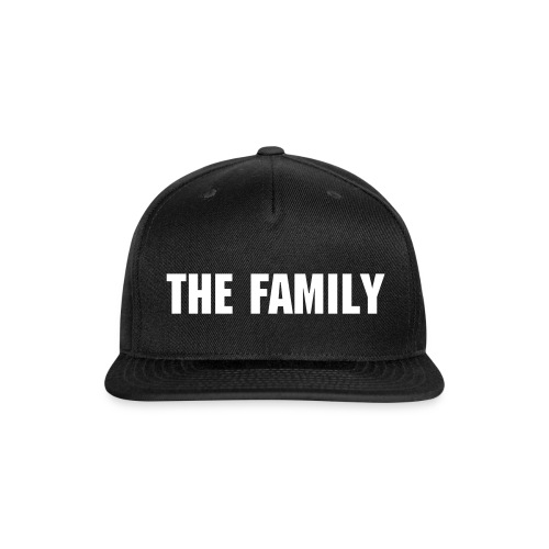 The Family Snapback - Snap-back Baseball Cap