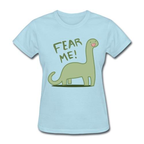 Dino Fear Tee - Women's T-Shirt