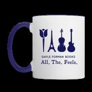 Mugs & Drinkware ~ Contrast Coffee Mug ~ Mia, Adam, Allyson, Willem Mug