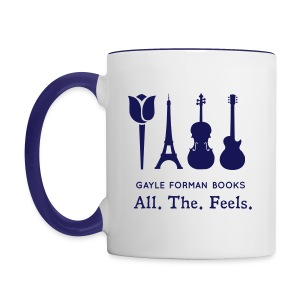 Mia, Adam, Allyson, Willem Mug - Contrast Coffee Mug