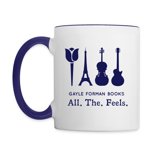 Mia, Adam, Allyson, Willem Mug - Contrast Coffee Mug