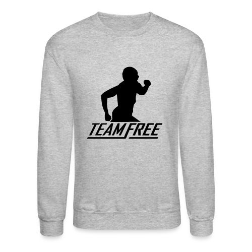 TeamFree Sweatshirt - Crewneck Sweatshirt