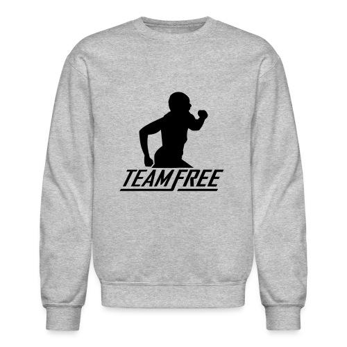 TeamFree Sweatshirt - Crewneck Sweatshirt
