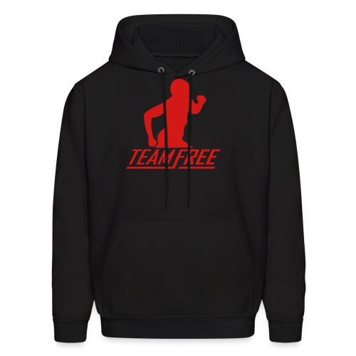 Team Free Hoodie (Chase Your Dreams On Back) - Men's Hoodie