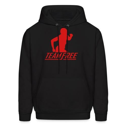 Team Free Hoodie (Chase Your Dreams On Back) - Men's Hoodie