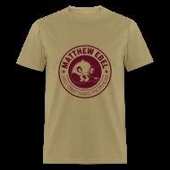 T-Shirts ~ Men's T-Shirt ~ HOSTP 1-Color Shirt (Dark on Light)