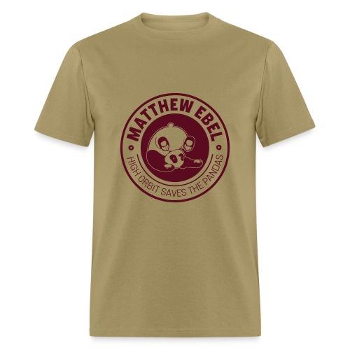 HOSTP 1-Color Shirt (Dark on Light) - Men's T-Shirt