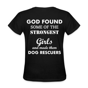 Women's Rescue T-Shirt - Women's T-Shirt