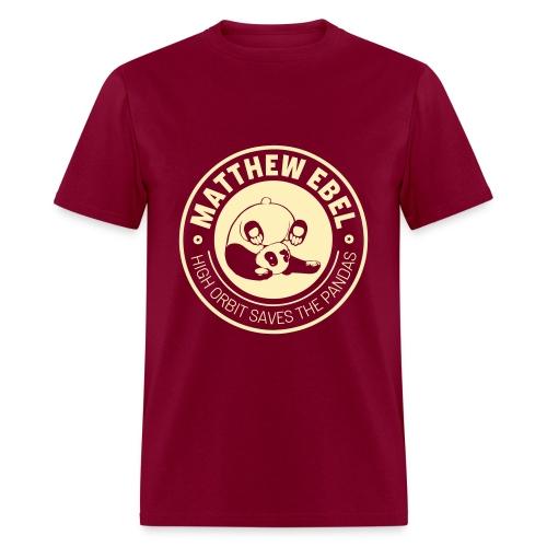 HOSTP 1-Color Shirt (Light on Dark) - Men's T-Shirt