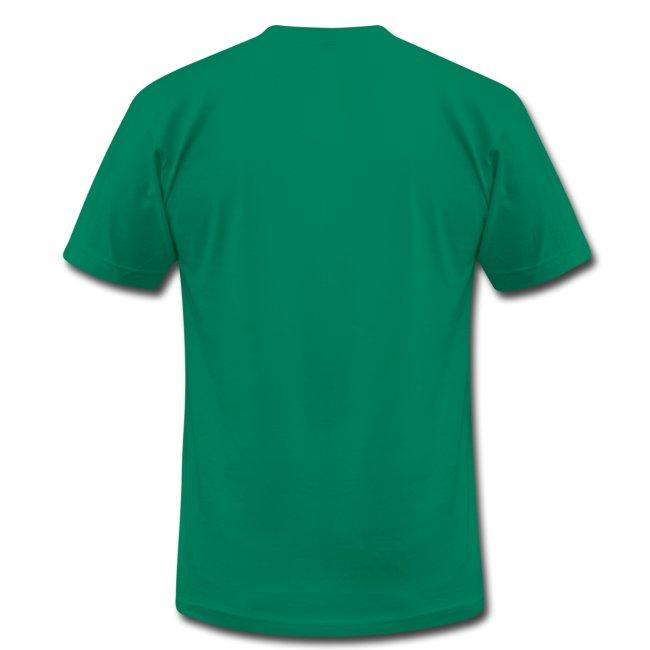 Men's mrcheezypop Adventures In Happiness American Apparel T-Shirt