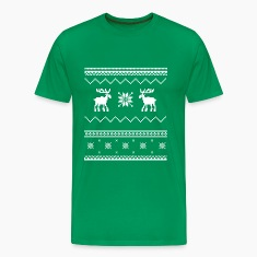 Ugly Christmas SweaterShirt - Oh Deer