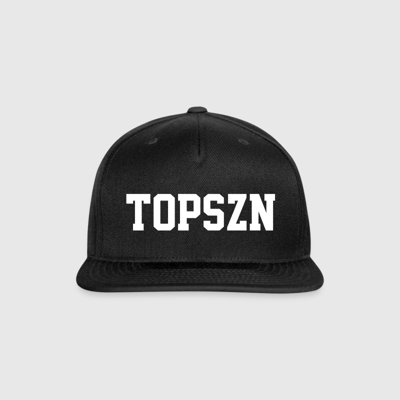 TOPSZN Caps - Snap-back Baseball Cap