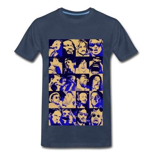 AZRockAndRoll.com Tee - Men's Premium T-Shirt
