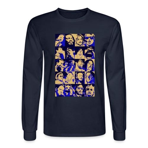 AZRockAndRoll.com Men's Long Sleeve Tee - Men's Long Sleeve T-Shirt