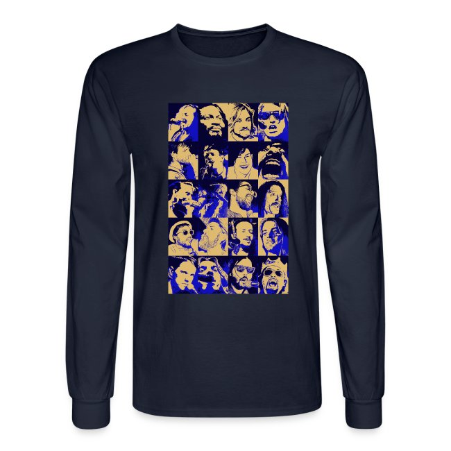 AZRockAndRoll.com Men's Long Sleeve Tee
