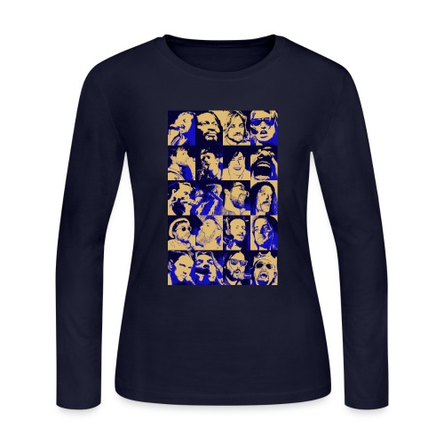 AZRockAndRoll.com Women's Long Sleeve Tee - Women's Long Sleeve Jersey T-Shirt
