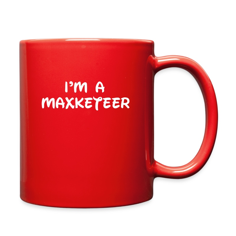 I'm A Maxketeer Mug - Full Color Mug
