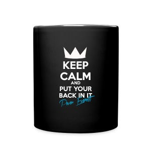 KEEP CALM COFFEE - Full Color Mug