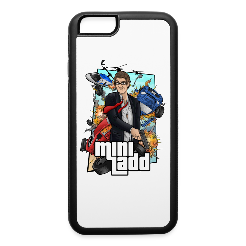 Mini Ladd - iPhone 6/6s Rubber Case