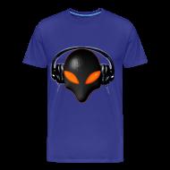 T-Shirts ~ Men's Premium T-Shirt ~ Alien beat