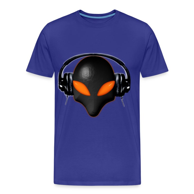 Alien beat - Men's Premium T-Shirt