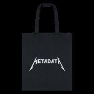 Bags & backpacks ~ Tote Bag ~ Metadata Tote