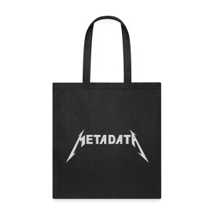 Metadata Tote - Tote Bag