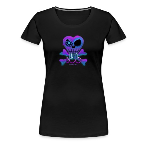 Lula Gaming Womens Shirt! - Women's Premium T-Shirt
