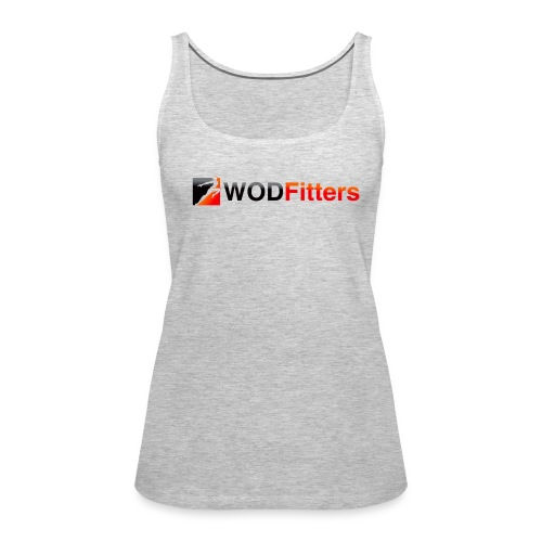 WODFItters Tank Top - Women's Premium Tank Top