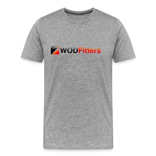 WODFItters T shirt - Men's Premium T-Shirt