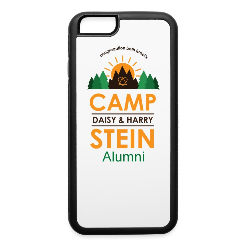 Camp Stein Alumni_color - iPhone 6/6s Rubber Case