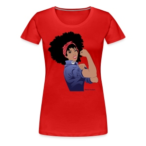 Naturally Revolutionary - Women's Premium T-Shirt