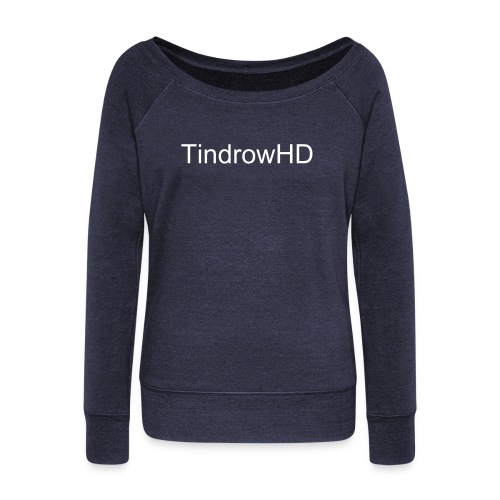 Women TShirt - Women's Wideneck Sweatshirt