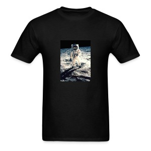 Men on the Moon - Men's T-Shirt