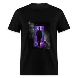 Space Door - Men's T-Shirt