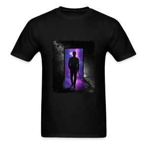 Space Door - Men's T-Shirt