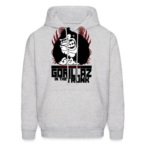 Gorillaz in the Trunk (Light Only) - Men's Hoodie