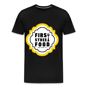 First St Food - Men's Premium T-Shirt