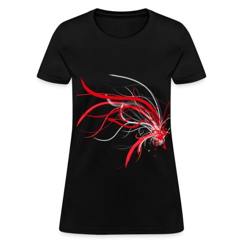 Abstract Tee - Women's T-Shirt
