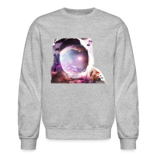 Astronaut Crewneck - Crewneck Sweatshirt