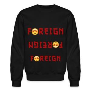 Foreign - Crewneck Sweatshirt