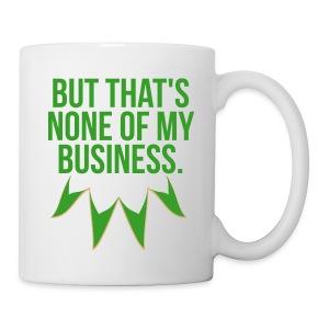 SIP THE TEA - Coffee/Tea Mug
