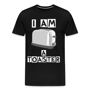 SCP-426 I Am A Toaster - Men's Premium T-Shirt