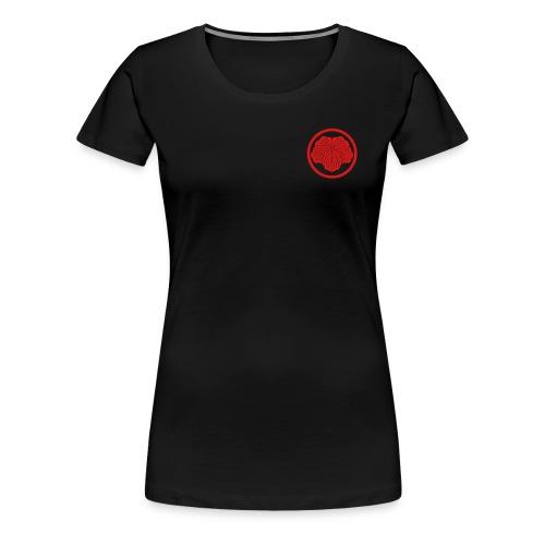 Womens T (Red Mon) - Women's Premium T-Shirt