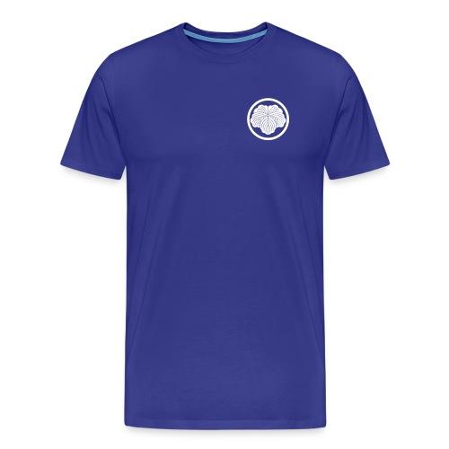 Mens T (White Mon) - Men's Premium T-Shirt