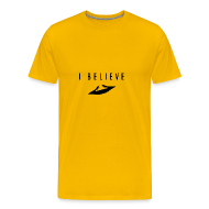 T-Shirts ~ Men's Premium T-Shirt ~ I Believe