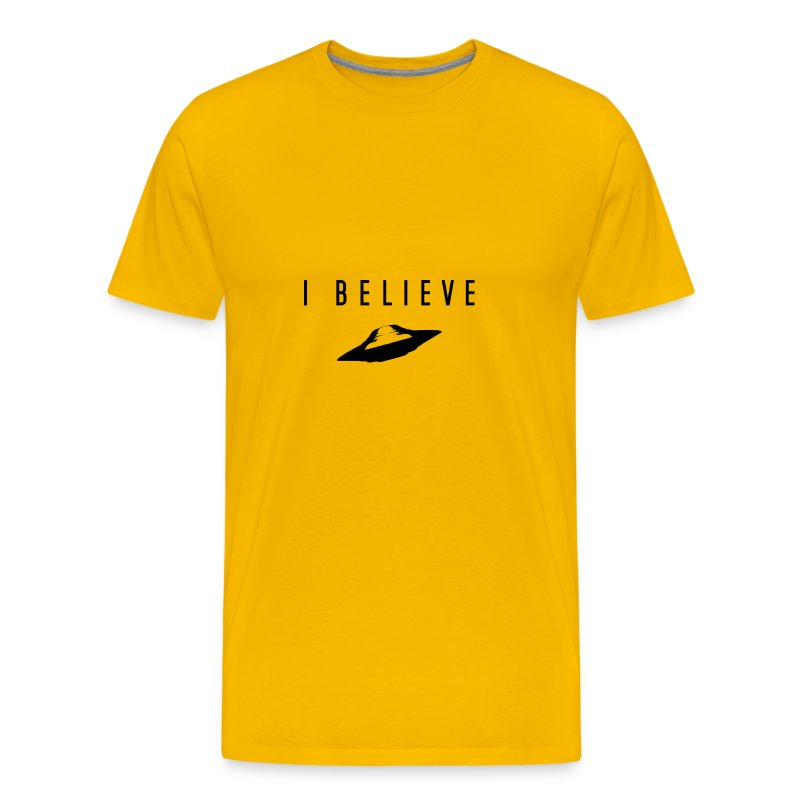 I Believe - Men's Premium T-Shirt