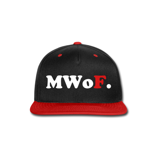MWoF oBdurate Snapback - Snap-back Baseball Cap